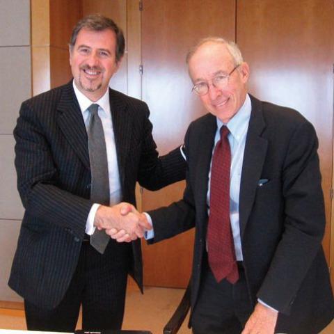Wheels & ALD Discuss New Global Strategic Partnership