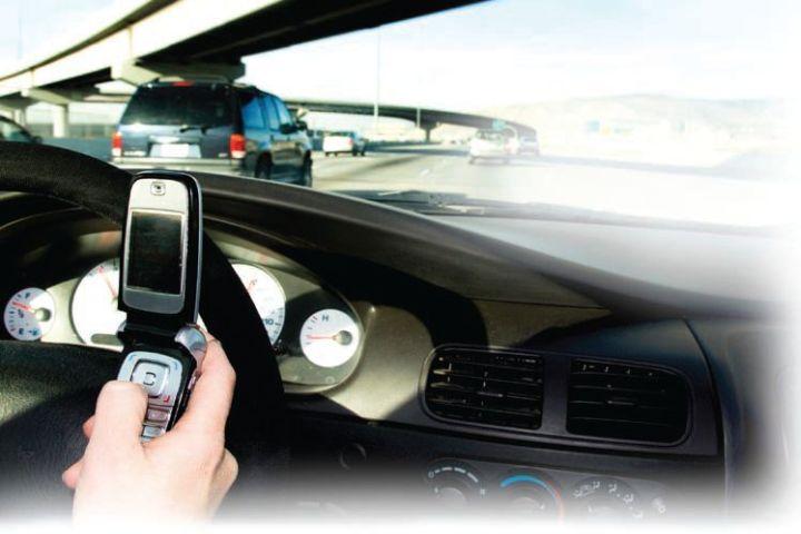 Texting While Driving: A Major No-No!