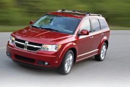 2009 Dodge Journey Redefines Crossover