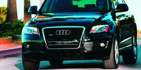 Audi Q5 Focuses on Safety & Security