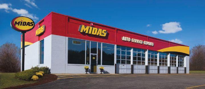 Midas Evolves as Fleet Services Provider
