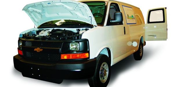 The Chevrolet Express and GMC Savana vans with CNG option are offered with two systems: the...