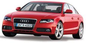 Audi Introduces 2009 A4 to Fleet