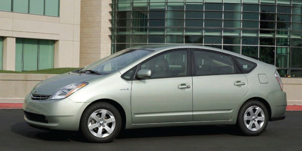 The Toyota Prius has helped PepsiCo improve fleet fuel efficiency over its previously used...
