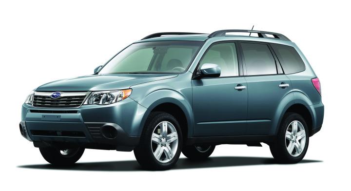 2009 Subaru Forester A Balanced Crossover Operations