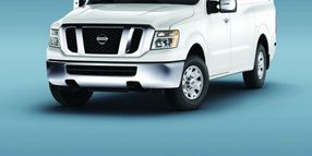 Nissan Enters Commercial Vehicle Market with Nissan NV