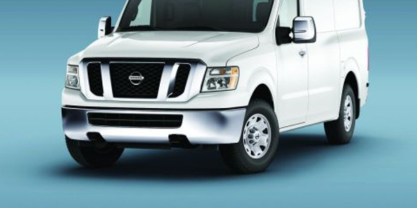 The Nissan NV high roof model provides easy cargo area ingress and egress, comfortable...