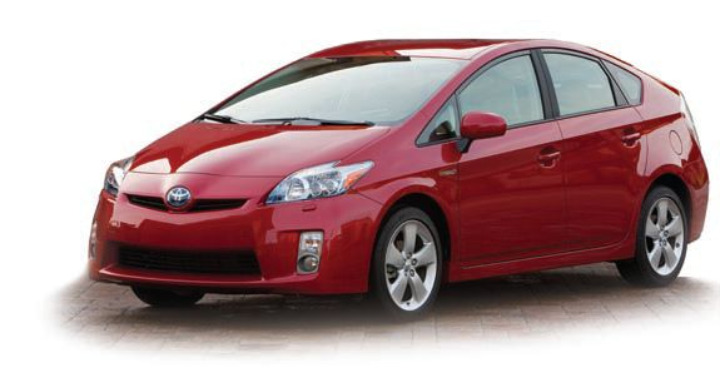 GREEN FLEET: 2010 Prius Raises More than Its Roof