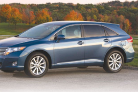 Passenger Car Optimized: All-New Toyota Venza