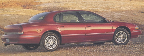 1994 chrysler new yorker \u0026 lhs merge performance with luxury 2000 Chrysler LHS production for the all new full size 1994 model chrysler new yorker and chrysler lhs sedans begins in february 1993 at chrysler\u0027s bramalea, ontario assembly