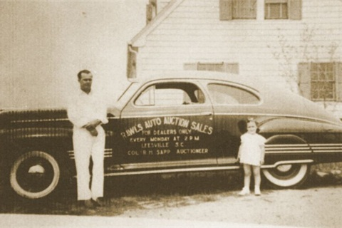 """According to remarketing lore, the very first wholesale auto auction was held in 1938. The credit goes to J.M. """"Martin"""" Rawls, a farmer and car salesman from South Carolina."""