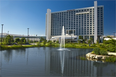 The 2012 conference will be held Oct. 2-3 at the Renaissance Schaumburg Convention Center Hotel, located in the Chicago Metropolitan Area.