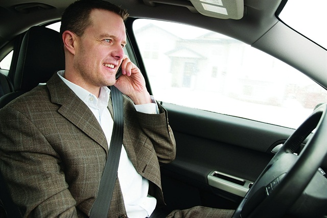 Consistent enforcement is key to a fleet policy that effectively prevents distracted driving.