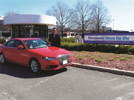 Frank Memolo, fleet manager and 25-year employee of Panasonic Corporation of North America, began adding Audi models to the company sales fleet in 2007. Not only has doing so helped boost employee morale and motivated drivers to take more ownership of their company-provided vehicles, it has also provided strong resale value in the wholesale market.