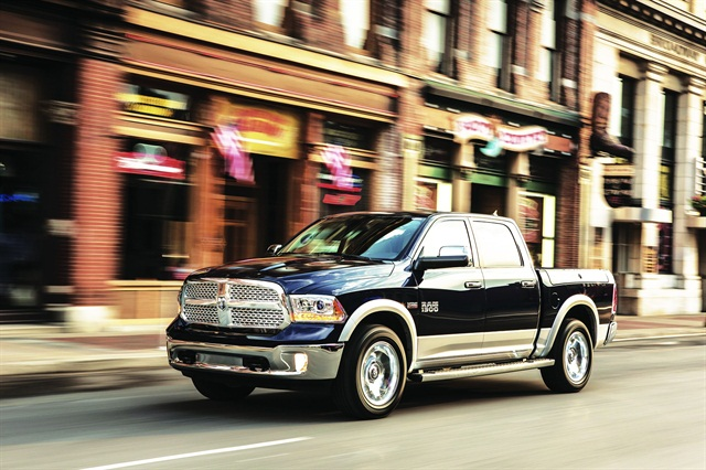 """Our new Ram was engineered for maximum uptime, low cost of ownership, optimum performance, and enhanced commercial capability.""