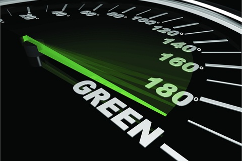"""Fleets can maximize """"green,"""" both in terms of fuel economy and cost savings. The Vehicle Emissions and Fuel Cost Calculator helps fleets compare vehicle fuel efficiency and consumption so they can make the most informed purchase decision possible."""