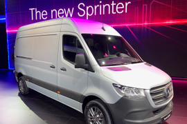 6 Questions for Mercedes-Benz Vans USA