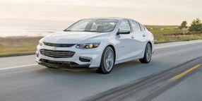 Chevrolet Malibu Wins 2016 Fleet Car of the Year