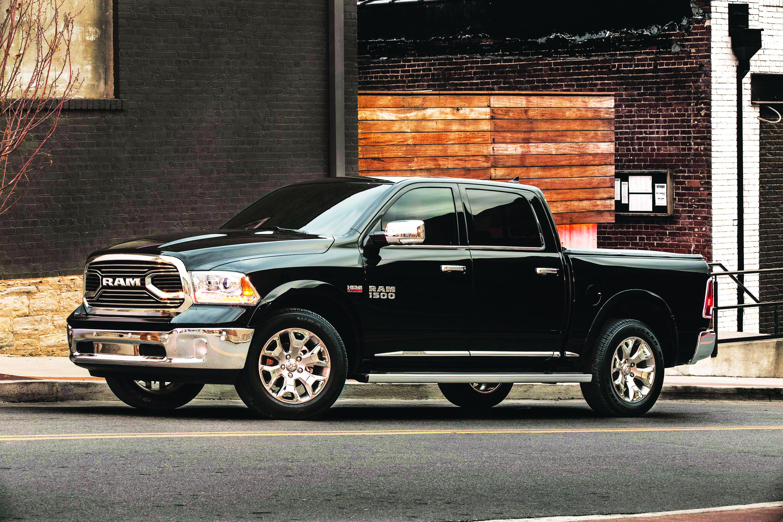 2015 Fleet Truck of the Year: Ram 1500