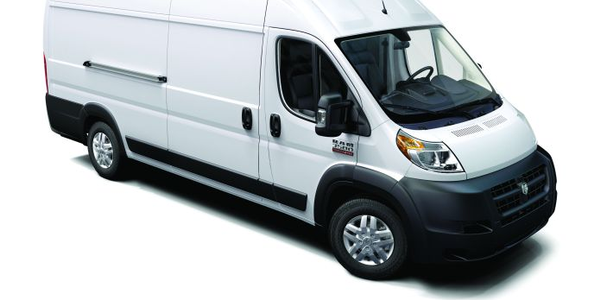 The ProMaster offers two roof heights (90 inches and 101 inches), three wheelbases (118 inches,...