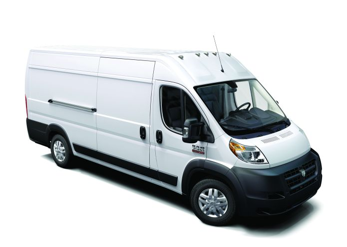 Ram Adds ProMaster to Commercial Vehicle Lineup