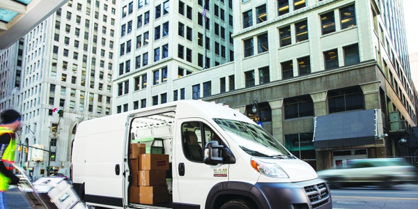 Among its features that have piqued the vocational market, the Ram ProMaster has a side cargo...