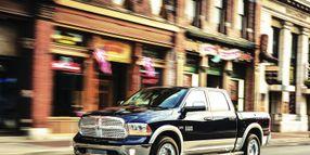 Ram 1500 Named 2013 Fleet Truck of the Year