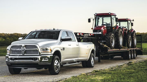 Photo of the Ram 2500 courtesy of Ram Truck.