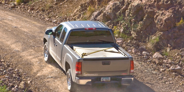 Proving It in the Desert: GM's New Full-Size Trucks Put to the Test