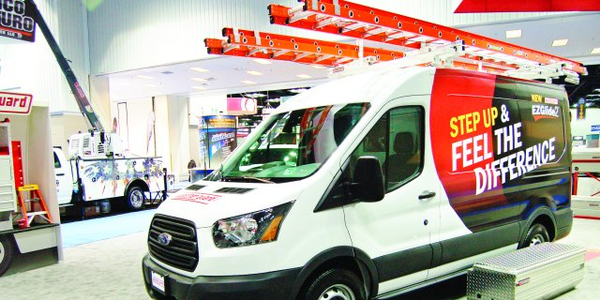 As commercial fleets move to the new Euro-style cargo vans, they have many more interior options...