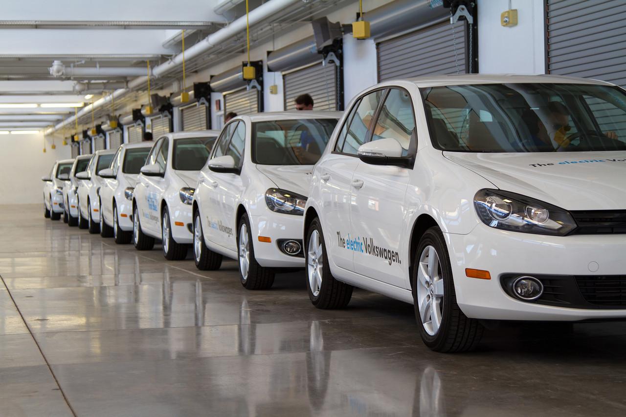 Volkswagen of America 2014-MY Fleet Preview