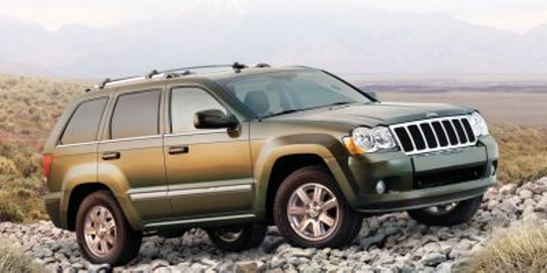 The 2008 Jeep Grand Cherokee with a 3.0L Bluetec diesel engine is currently offered in 45...
