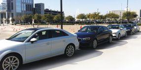 2015 Audi A3 Sedan Targets Sales Fleets