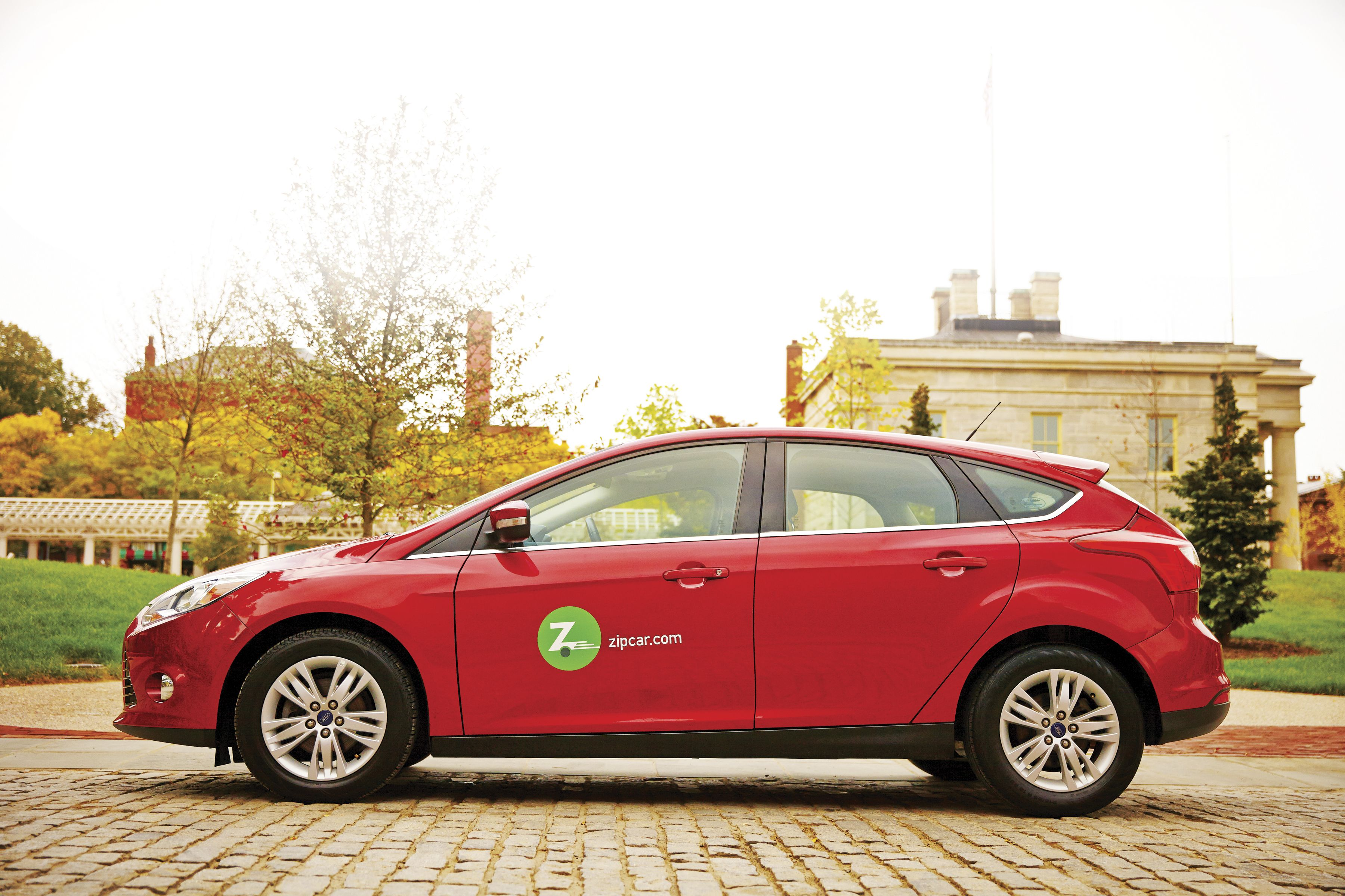Using Car Sharing Services to Green Your Fleet