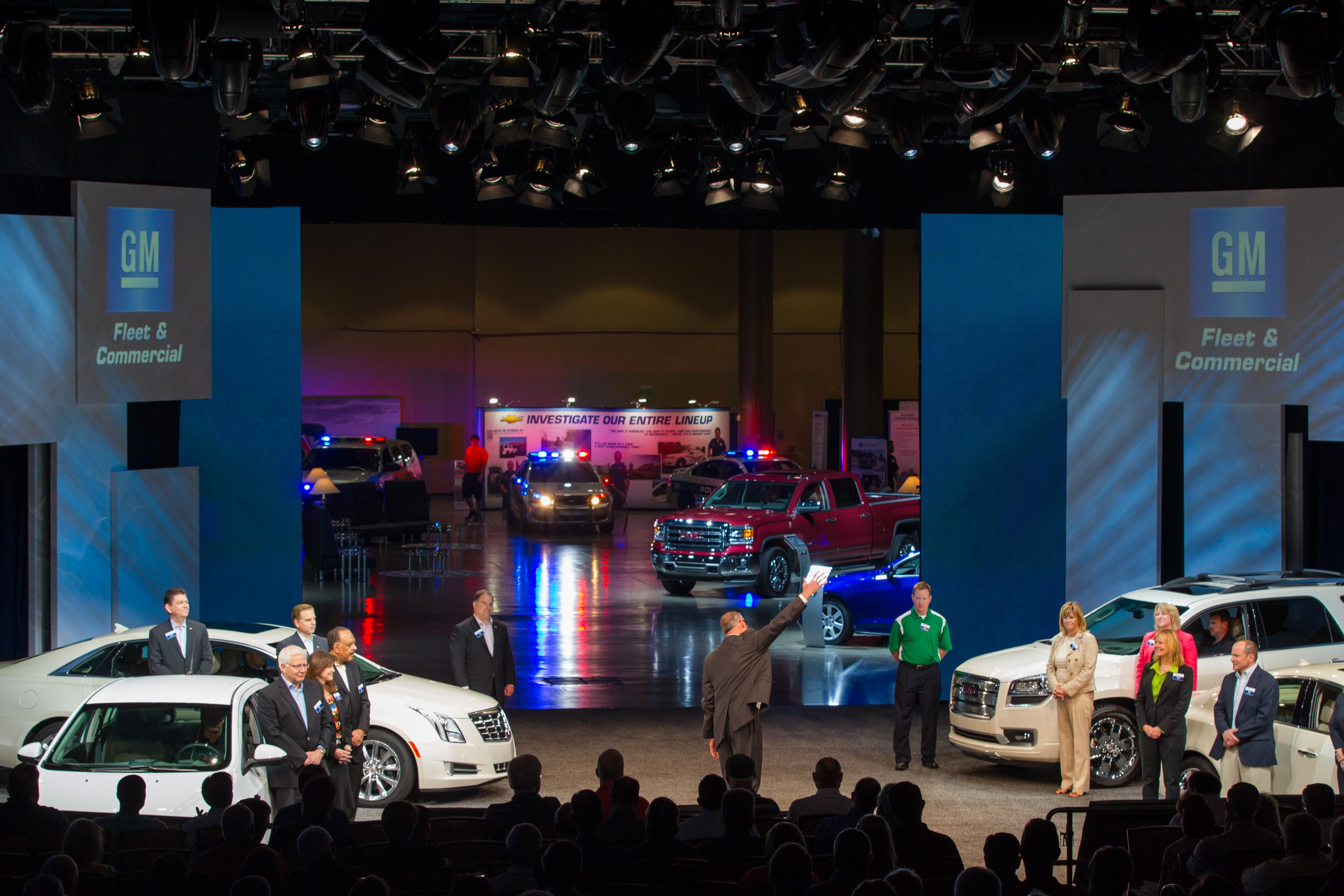 General Motors Co. 2014-MY Fleet Preview