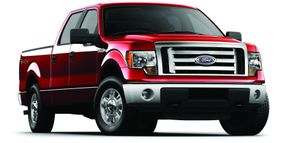 2012 Ford Fusion and F-150 Remain Fleet Favorites