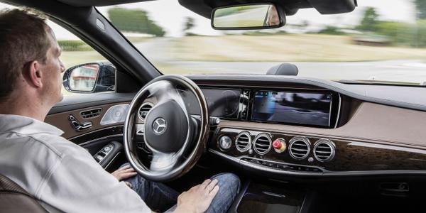 Photo courtesy of Daimler.