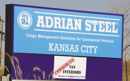 Adrian Steel's K.C. Facility Improves Fleet Upfitting Cycle