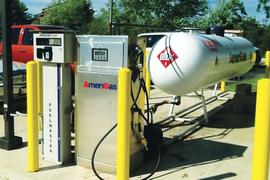HVAC Service Fleet Chooses Bi-Fuel Propane Autogas