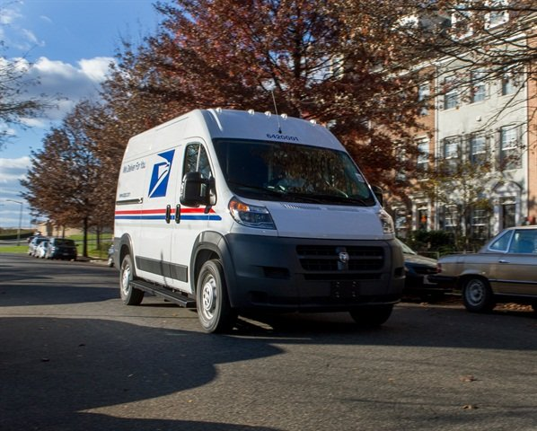 USPS Ram Vans Add Capability, Durability - Operations - Work