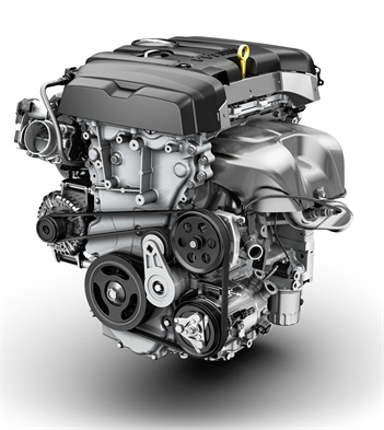 The Colorado and Canyon are equipped with a 2.5L DOHC I-4 engine, which produces 200 hp and 191 lb.-ft. of torque. The 2.5L engine has been U.S. Environmental Protection Agency rated at 27 mpg highway.
