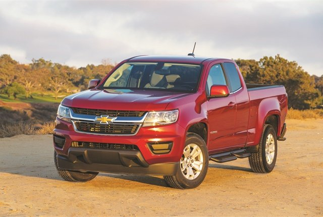 GM sees a fleet sales opportunity for the new 2018 Chevrolet Colorado pickup to meet the vehicle needs of new mining projects in the southern part of Peru, which will require the purchase of additional vehicles. Photo: GM.