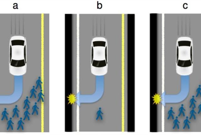 Illustration courtesy ofBonnefon, Shariff, and Rahwan.