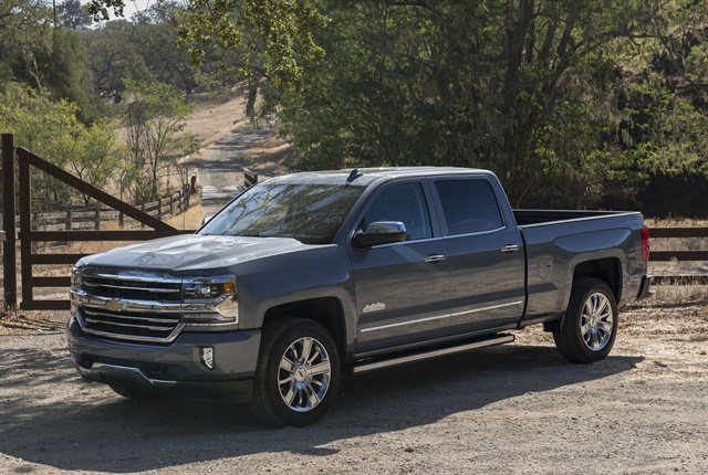 Gm S Chevrolet 2017 My Fleet Only Options Operations Automotive
