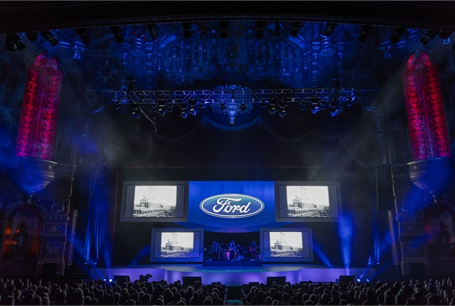 More than 500 customers attended Ford's Fleet Preview and heard how the One Ford plan meets the changing needs of fleet customers. New information was shared on key fleet products, including Fusion, C-MAX, Escape, Transit, and Transit Connect.