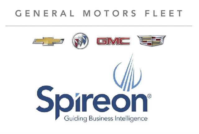Logos courtesy ofGM Fleet and Spireon.