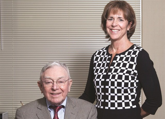 Joe and Mindy Holman lead the Holman Automotive Group, parent company of ARI. Photo courtesy of ARI