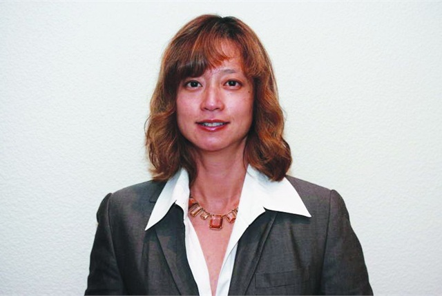 Joyce Tam, head of product management for Trimble Field Service Management.