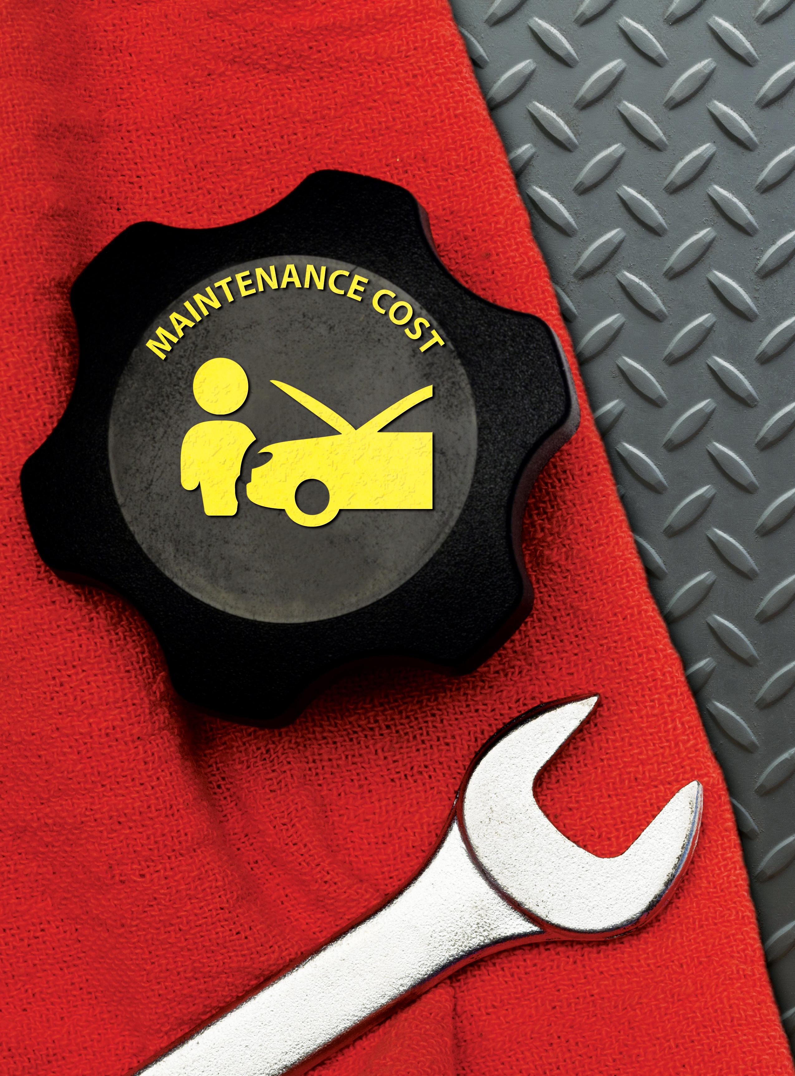 Fleet Car Maintenance Costs Increase Less Than 1%
