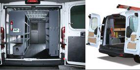Latest Upfits for New Cargo Vans